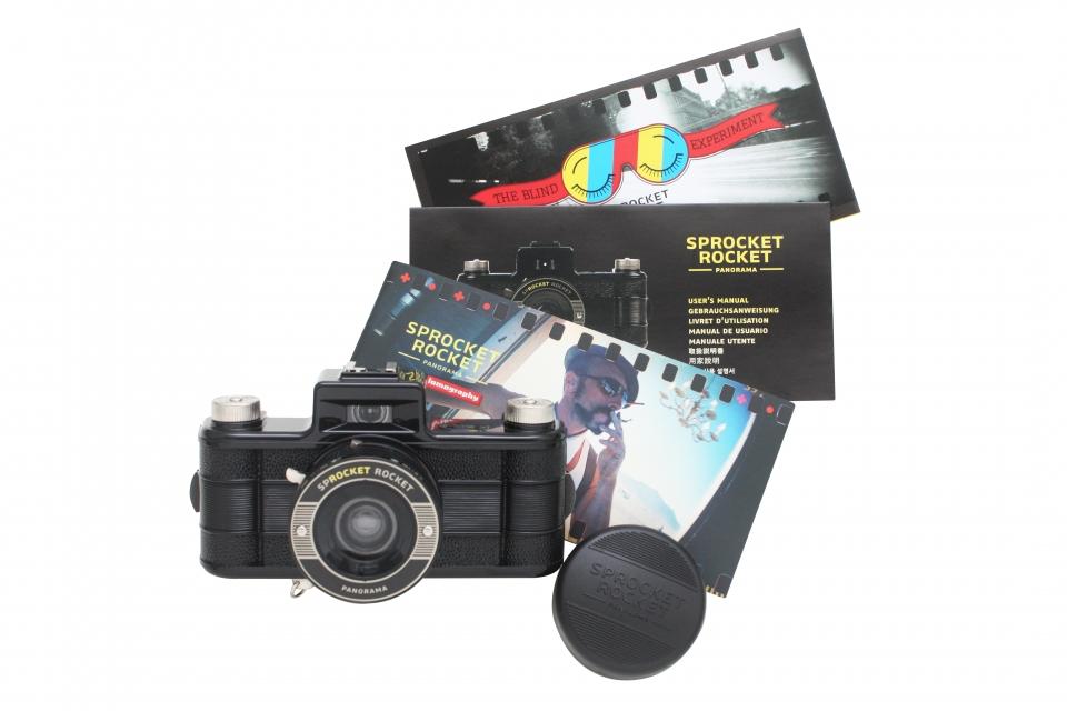 Sprocket Rocket Camera : Sprocket rocket diese panoramakamera belichtet auch die sprockets