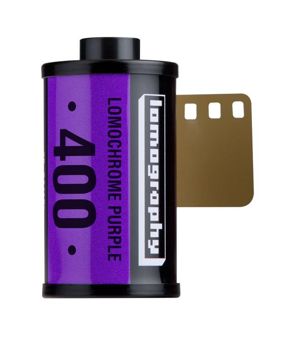Lomography Lomochrome Purple 400 120
