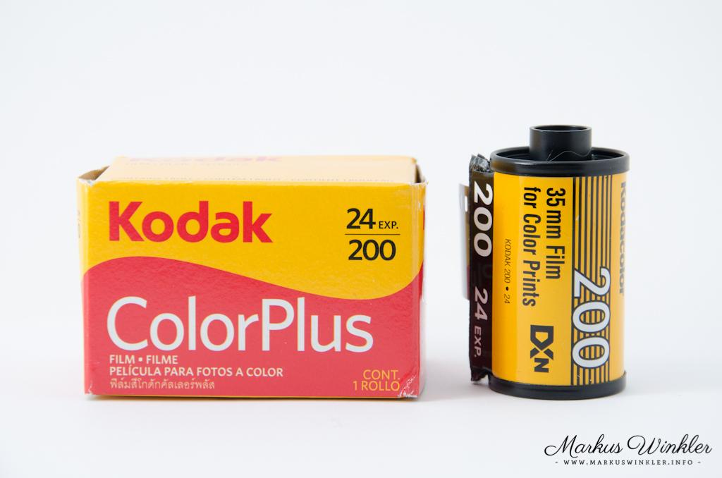 Kodak Color Plus
