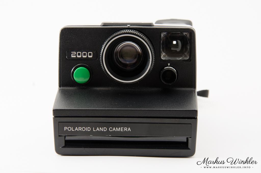 polaroid 2000 land camera sx 70. Black Bedroom Furniture Sets. Home Design Ideas