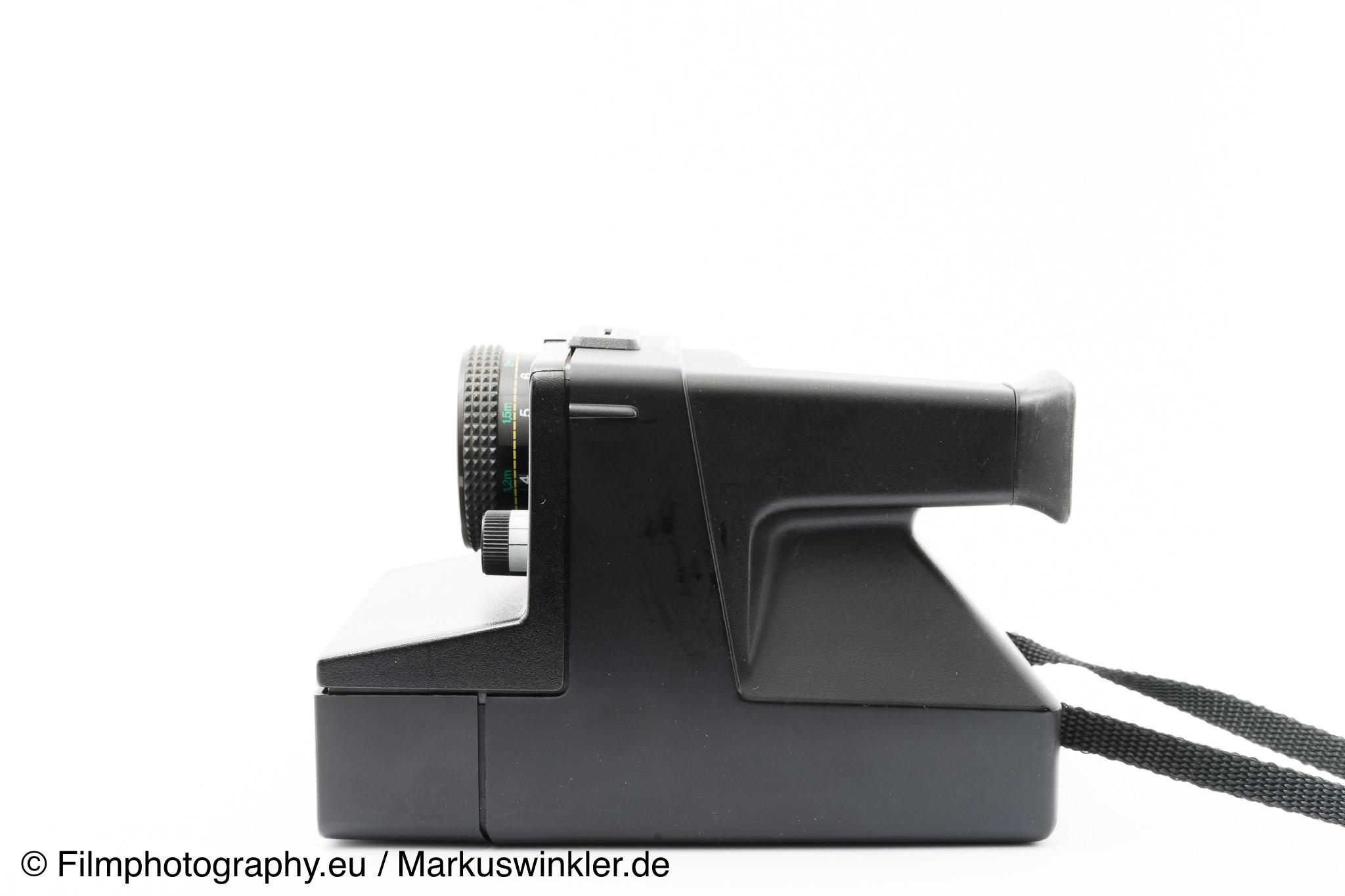 Foto & Camcorder Polaroid Land Camera 2000 Sofortbildkamera Instant Camera M Rotem Auslöseknopf Fein Verarbeitet