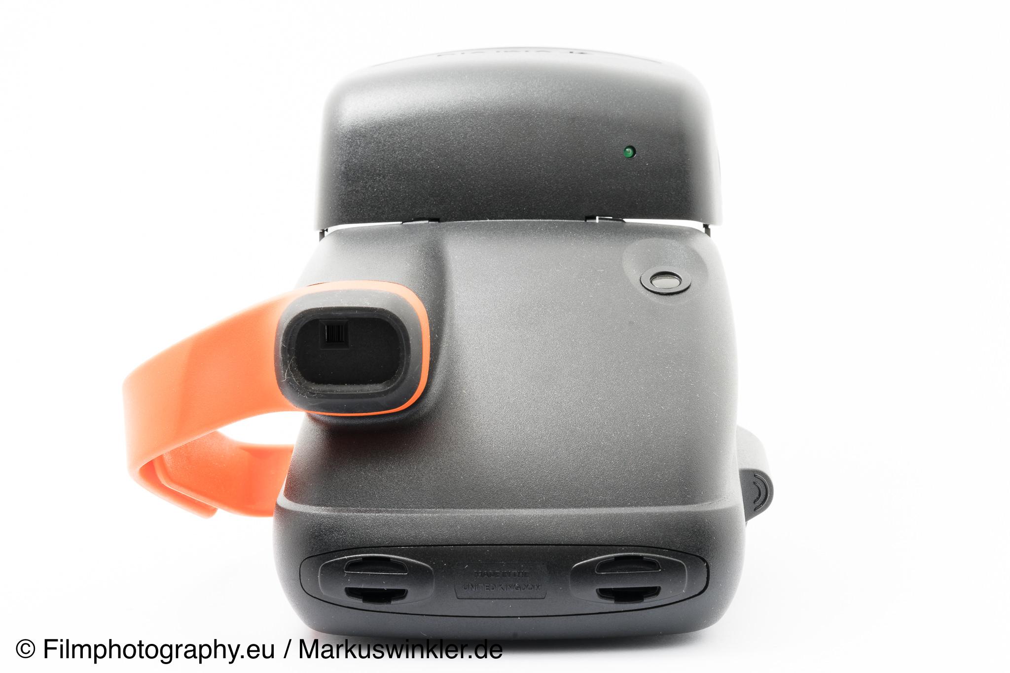 Polaroid 600 extreme sofortbildkamera - Beste polaroid kamera ...