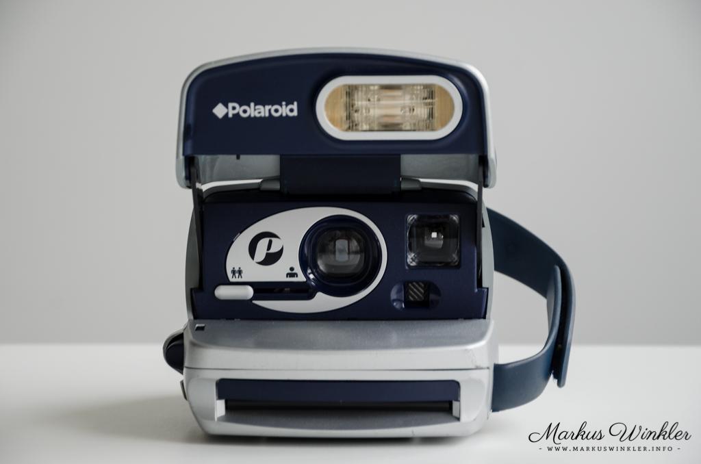 polaroid p cam 600 sofortbildkamera. Black Bedroom Furniture Sets. Home Design Ideas