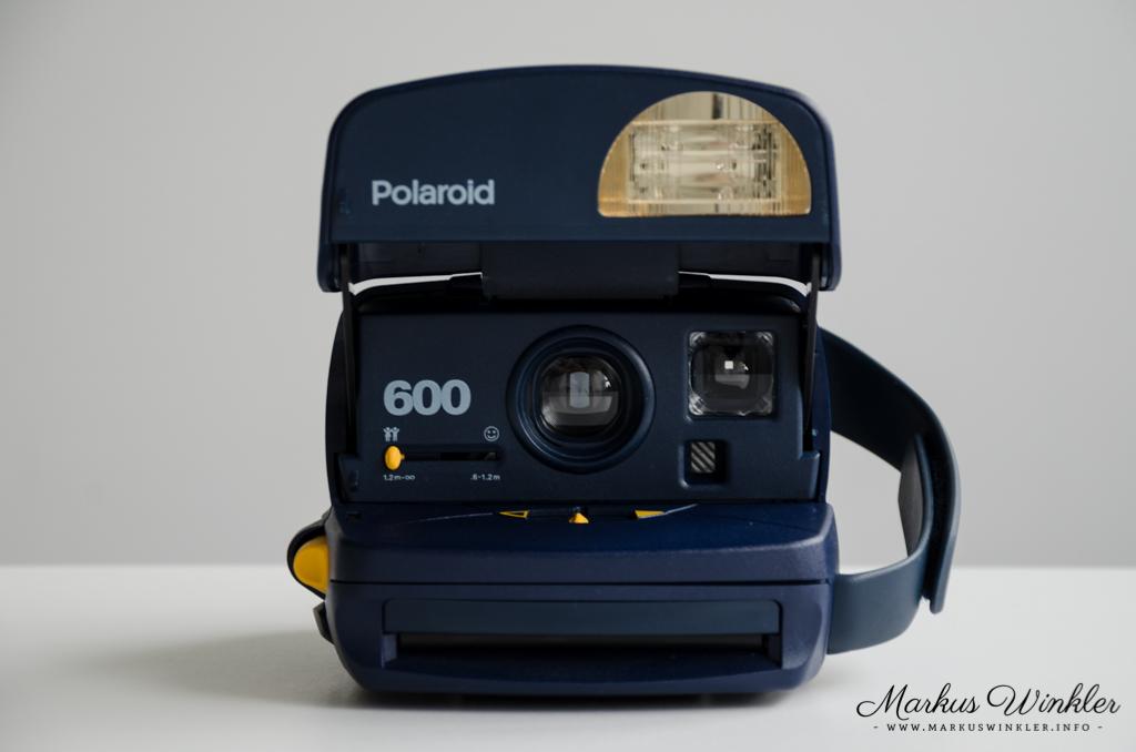 polaroid 600 sofortbildkamera. Black Bedroom Furniture Sets. Home Design Ideas