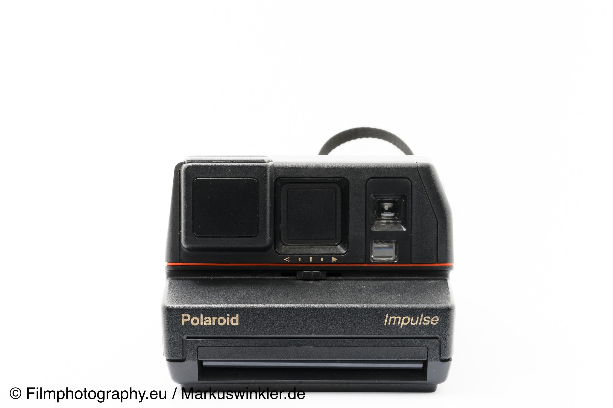 polaroid impulse sofortbildkamera. Black Bedroom Furniture Sets. Home Design Ideas