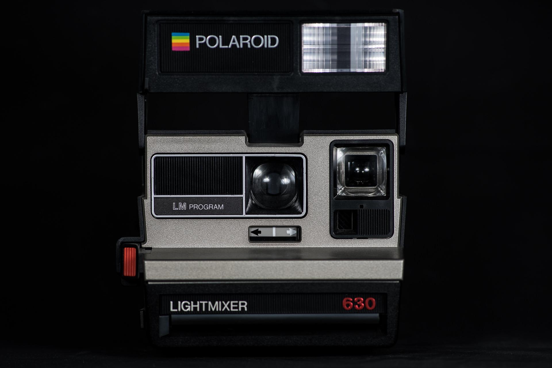 polaroid lightmixer 630 sofortbildkamera. Black Bedroom Furniture Sets. Home Design Ideas