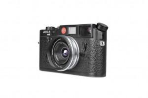 Lomography Russar+ Lens - Leica M6
