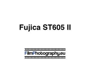 Fujica ST605 II