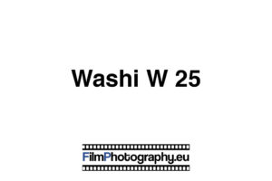 Washi W 25