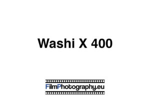 Washi X 400