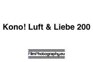 Kono Luft & Liebe 200