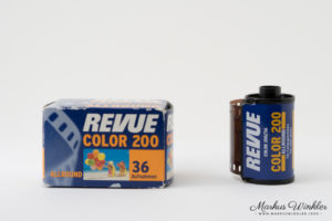 Revue Color 200 35mm