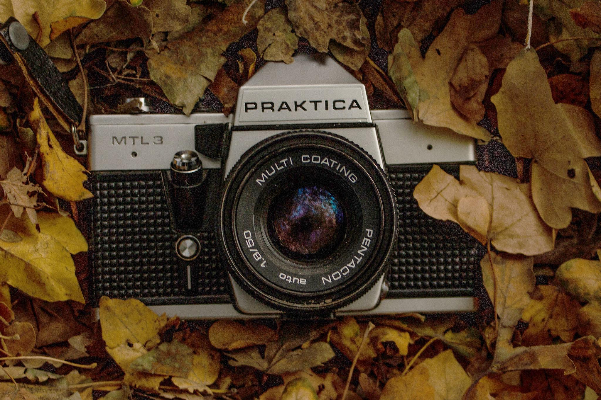 Praktica mtl with lenses catawiki