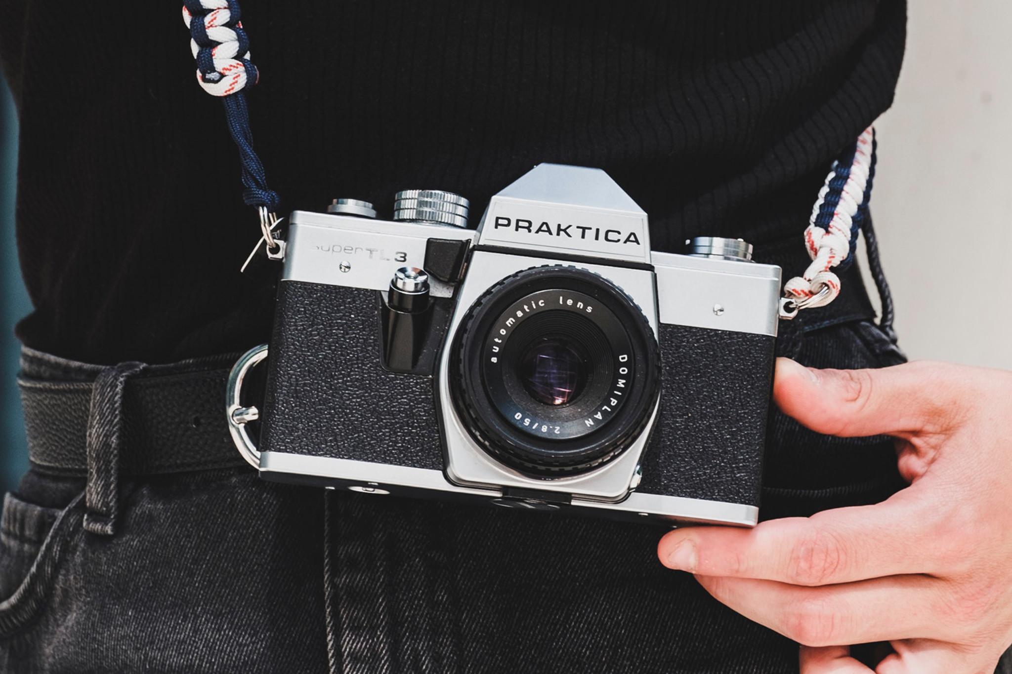 Praktica super tl 3 eine super spiegelreflexkamera von pentacon